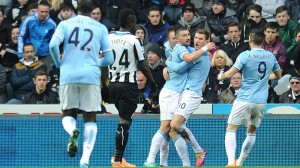 City suma de a 3 ante el newcastle