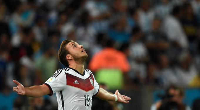 Alemania derrotó 1-0 a Argentina en la final de brasil 2014 con un golazo de Mario Gotze
