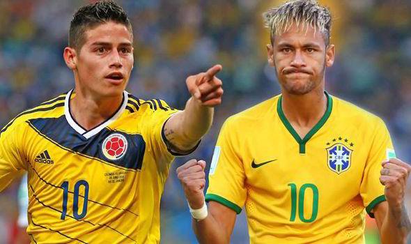jugadores nominados a mejor jugador del mundial de brasil 2014