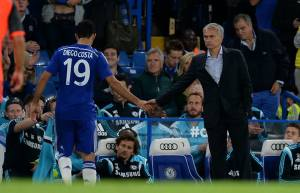 Costa le pide tranquilidad a Mou