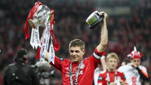 You'll never walk alone,steven gerrard