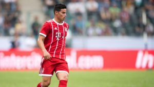 James en el Bayern