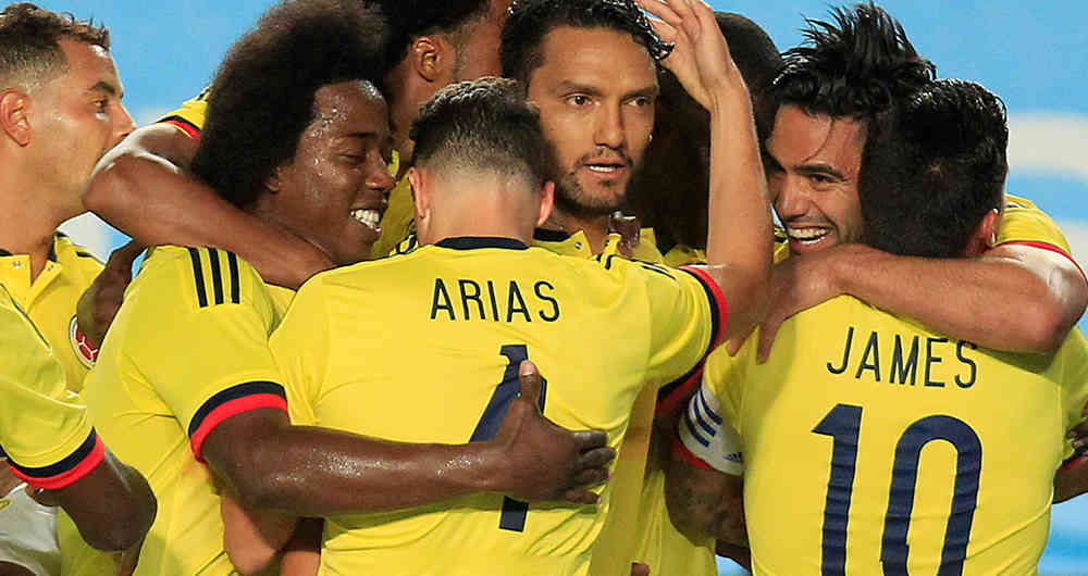 Colombia en las eliminatorias
