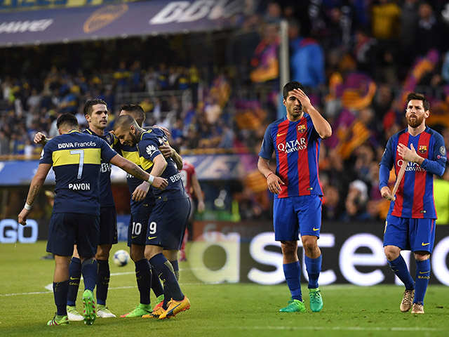 barcelona vs boca juniors - photo #24