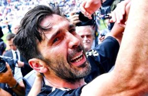 despedida de buffon