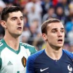 courtois vs griezmann