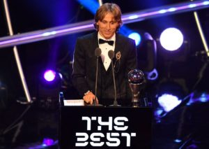 modric campeon the best