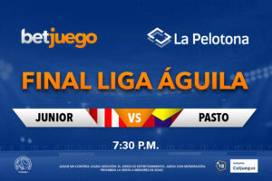 Final junior vs pasto 2019